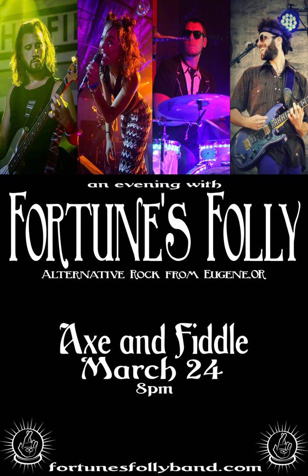 Fortune's Folly friday!
