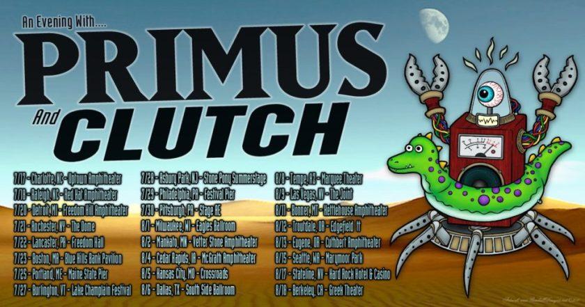 Primus tour!
