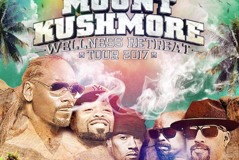 Mount Kushmore