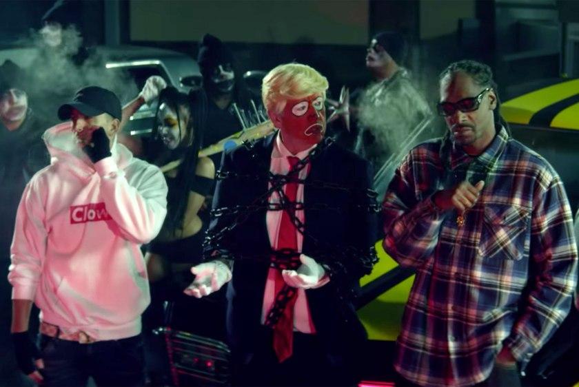 Snoop VS Trump