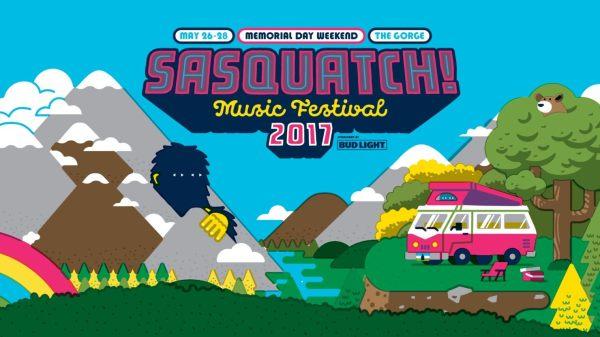 Sasquatch 2017